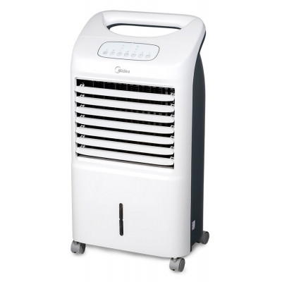 Midea Air Cooler 7L/Remote Ice Box - White