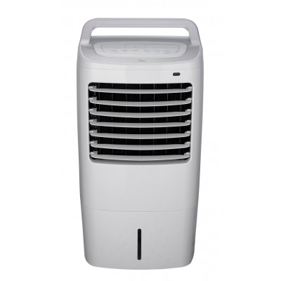 Midea Air Cooler 10L/Remote Ice Box - White