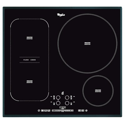 Whirlpool 600mm Induction Electric Hob