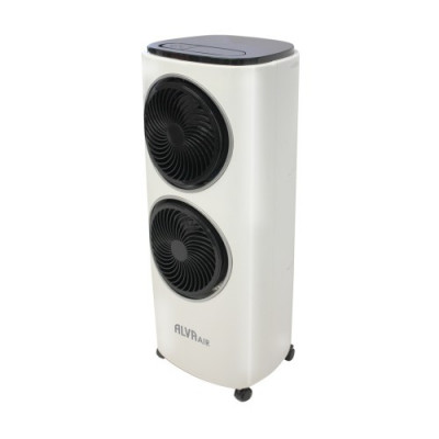 Alva ACS101 Evaporative Cooler with Twin Fan