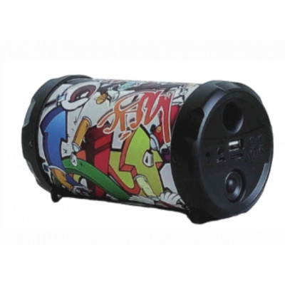 Aiwa AHH-2250 Grafitti Portable Bluetooth Speaker