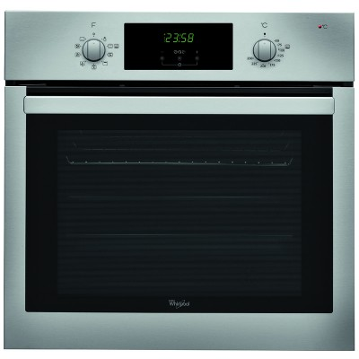 Whirlpool AKP 742 IX 600mm Inox Multifunction 8 Built In Oven