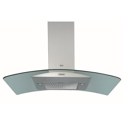 Whirlpool 1000mm Island Extractor