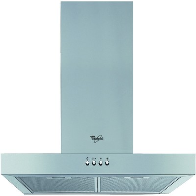 Whirlpool AKR 558/2 IX 60cm Wall Mounted Chimney Extractor