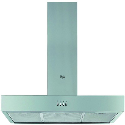 Whirlpool 600mm Stainless Steel Chimney Extractor