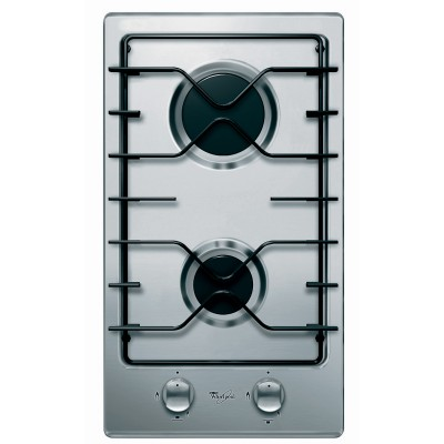 Whirlpool 300mm Dial Control Gas Hob