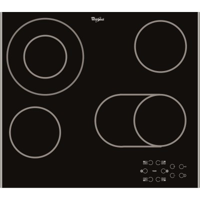 Whirlpool 600mm Touch Controls Ceramic Electric Hob