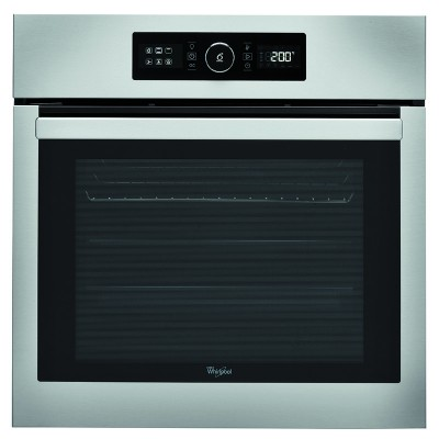 Whirlpool Built-In Stainless Steel Oven