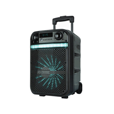 "Aiwa ATS-610 10"" Bluetooth Trolley Speaker"