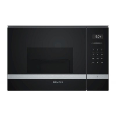 Siemens BE555LMS0 iQ500 Built-in Microwave Graphite