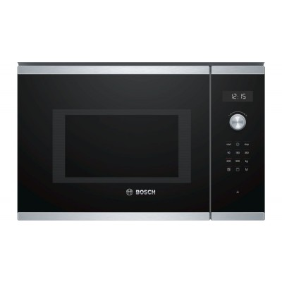 Bosch Serie 6 BEL554MS0 Built-in Microwave Oven