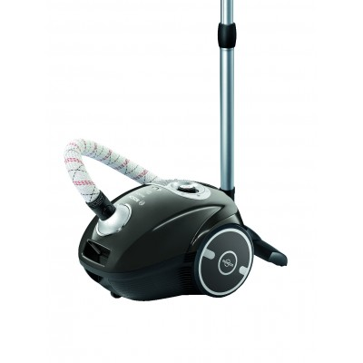 Bosch Black Canister 2200W Vacuum Cleaner Bagged