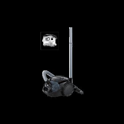 Bosch BGN21800 Bag&Bagless Black Vacuum Cleaner
