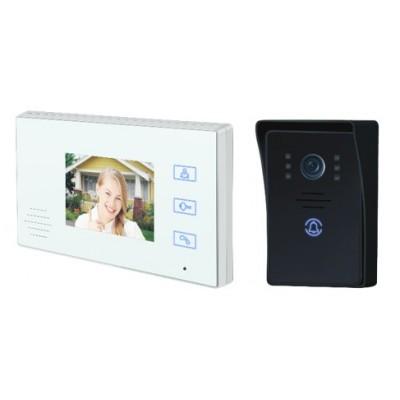 "DigiTech 3,5"" Colour Video Doorphone Touch Panel"