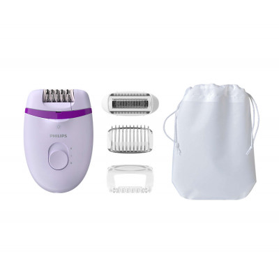 Philips BRE275/00 Satinelle Essential Corded Compact Epilator