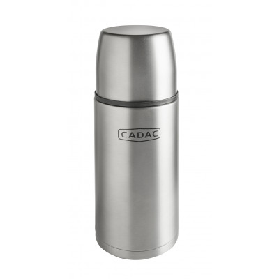 Cadac C-XTZ8-75F-GG DBL Wall Vacuum Flask 750ML Gun Metal Grey
