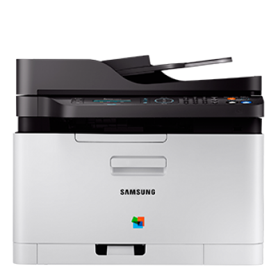 Samsung SL-C480FW Multifunction Colour Laser Printer