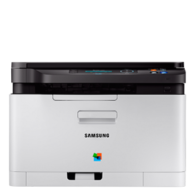 Samsung SL-C480W/XFA Multifunction Colour Printers