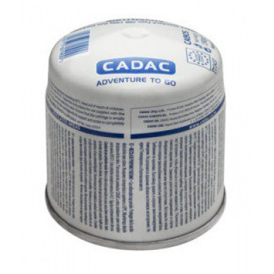 Cadac CA190 Gas Cartridge - Silver (190g)