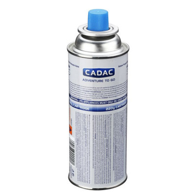 Cadac CAN220G-N 220g Valve Gas Cartridge