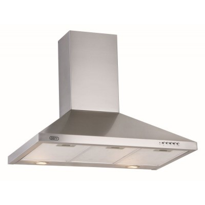 Defy DCH312 750mm Stainless Steel Premium Chimney Extractor
