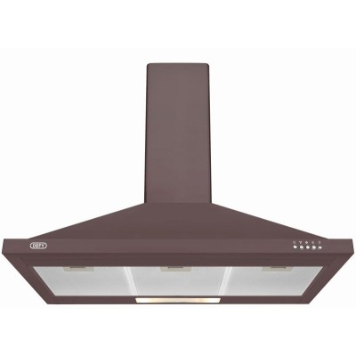 Defy 900mm Premuim Red Chimney Extractor