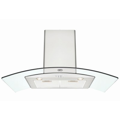 Defy 900mm Premium Curved Glass Extractor