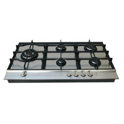 AEG 900mm 5 Burner Gas Hob