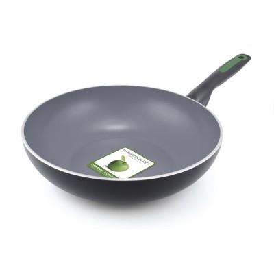 Greenpan 28cm Non-Stick Wok