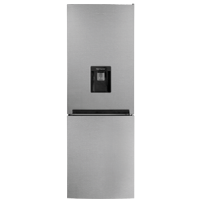 Defy DAC475 248L Metallic C330 Eco WD Combi Fridge Freezer