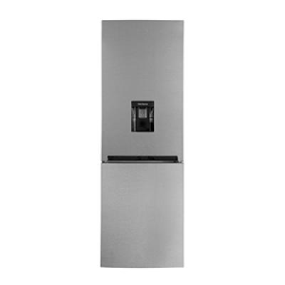 Defy DAC625 325L Satin Metallic C425 Eco M Combi Fridge Freezer