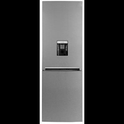 Defy DAC629 309L Satin Metallic C420 Eco WD M Combi Fridge Freezer