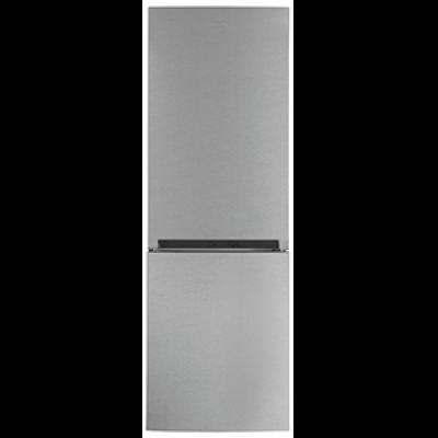 Defy DAC631 296L Satin Metallic C380 Eco M Combi Fridge Freezer