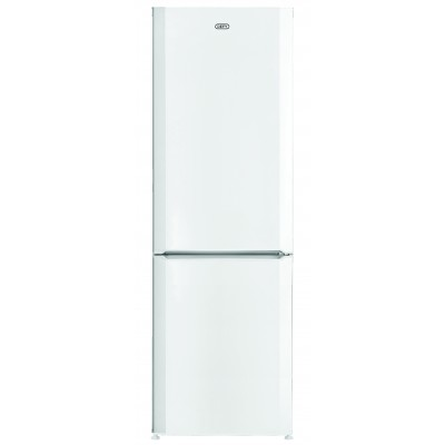 Defy 350L White Combi Fridge