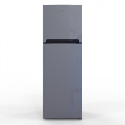 Defy DAD238 157L Satin Metallic D200 Eco Top Freezer Fridge