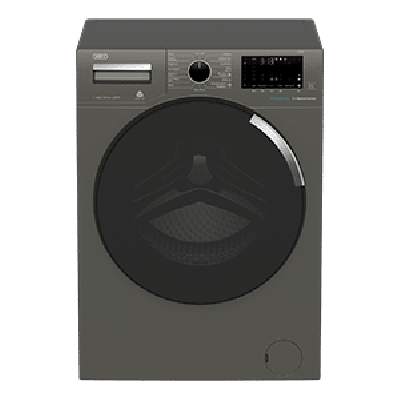 Defy DAW388 12kg Front Loader Washing Machine with SteamCure Technology