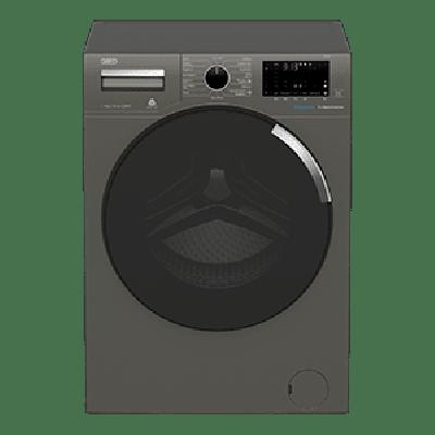 Defy DAW388 12KG Manhattan Grey Front Loader Washing Machine with SteamCure Technology