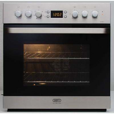 Defy DBO462 600mm Slimline Multifunction Undercounter Oven