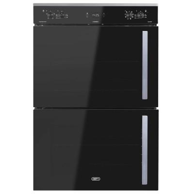 Defy DBO468 730mm Gemini Gourmet Multifunction Double Oven