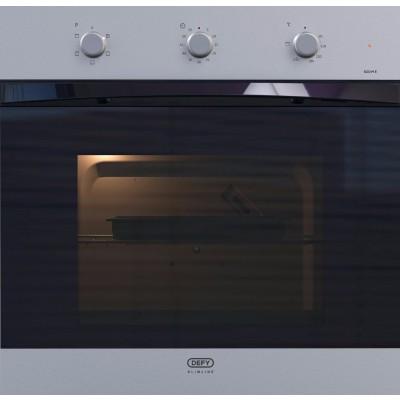 Defy DBO479 600mm Metallic Eye Level Oven