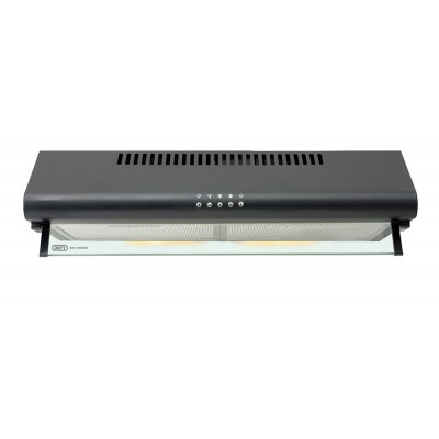 Defy DCH290 600mm Black Slimline Extractor
