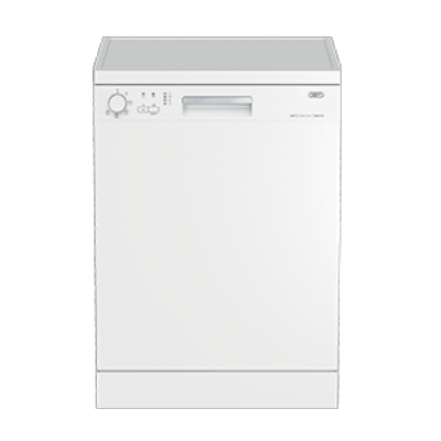 Defy DDW230 White 13 Place Dishwasher