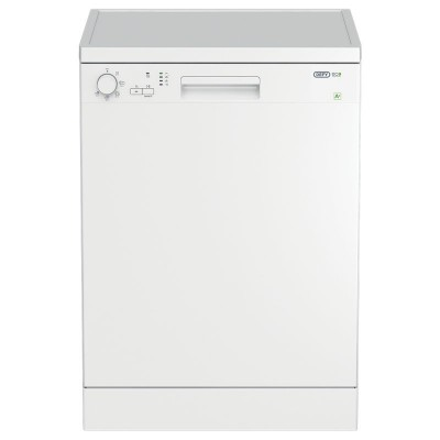 Defy White 12 Place Dishwasher