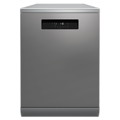 Defy DDW356 Manhattan Grey 15 Place Dishwasher