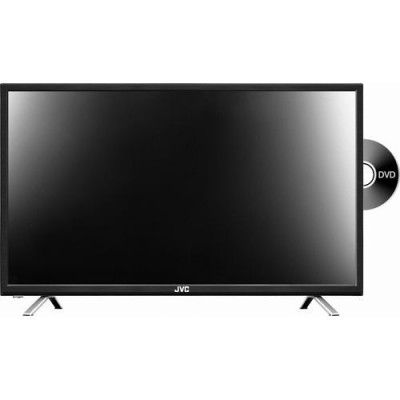 "JVC LT-32ND35 32"" HD LED TV With DVD"