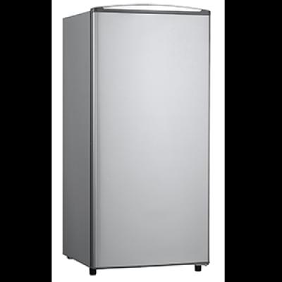 Defy DF1-200 155L Inox Single Door Fridge with Freezer