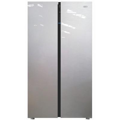 Defy 618L Side By Side F790 ECO E M Glass Fridge