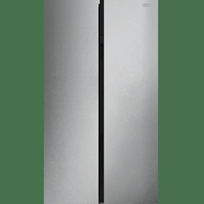 Defy DFF438 618L Satin Metallic F790 Eco M Side-by-Side Refrigerator
