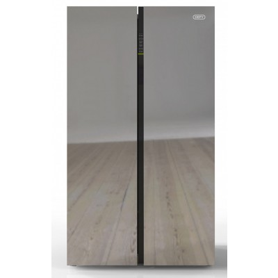 Defy DFF455 Side By Side Mirror Glass Edition