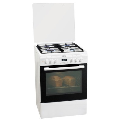 Defy 600mm Electric Multifunction Free Standing Oven